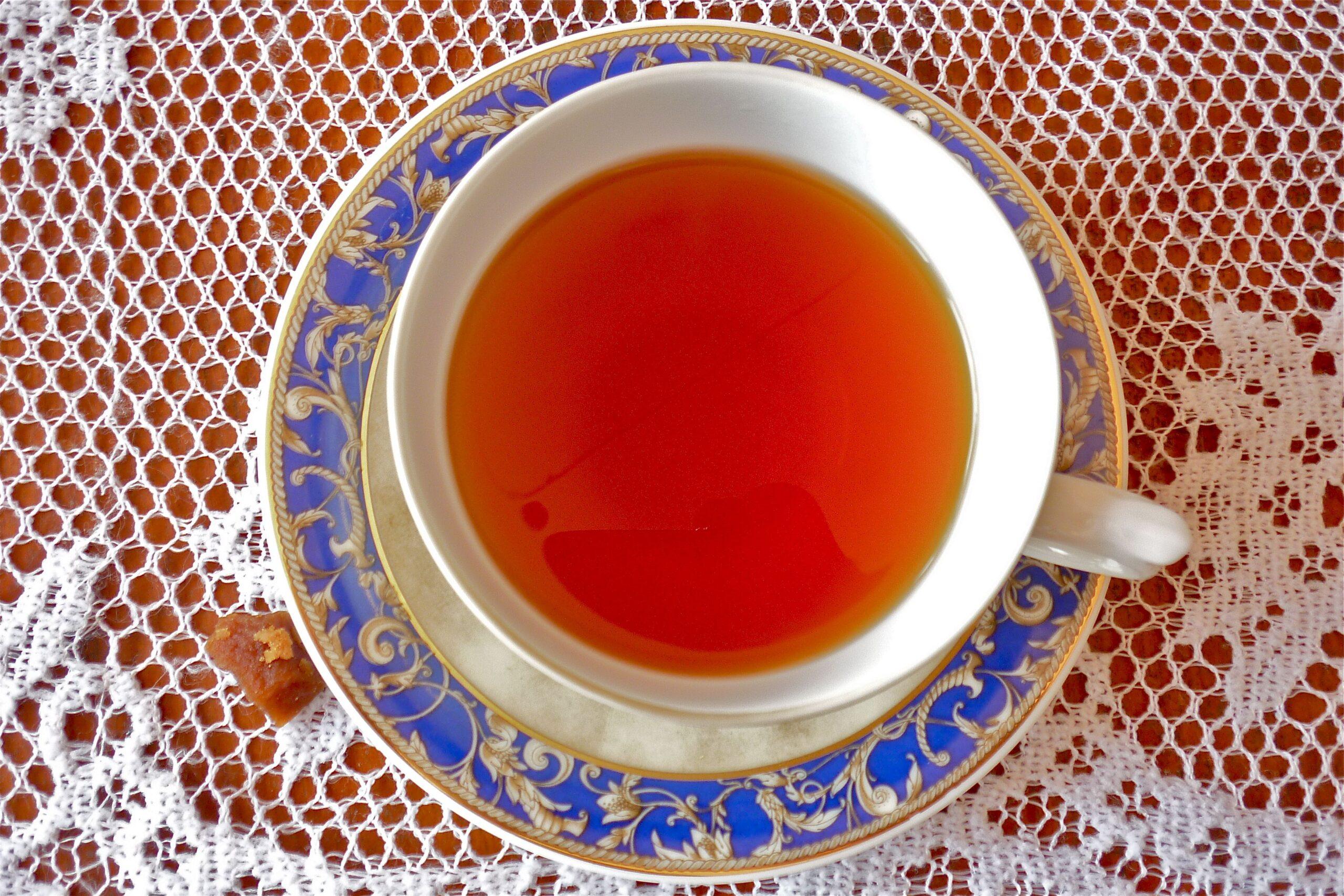 Sri Lanka und Ceylon BOP Highland-Tea – eine Vorfreude auf Farbe und Geschmack.